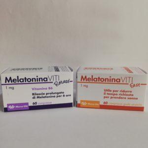 Melatonina Fast e Retard