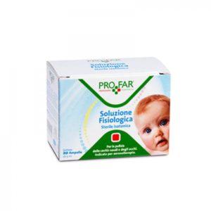 Profar soluzione fisiologica 20 flaconcini 2 ml