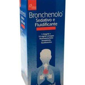 Bronchenolo sedativo e fluidificante sciroppo